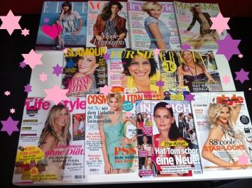 Style-Zeitschriften