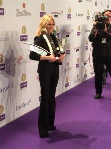 LILA-Teppich bei der ECHO-Verleihung, Verena Bender, PR, Blog, Public Relations, PR Manager