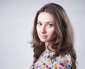 Sofiya Borisova, Leiterin PR/Social Media bei der Agentur