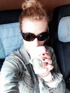 Reisen, rausgehen, Menschen kennenlernen Verena Bender, PR-Blog, PRleben