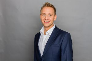 Lukas Haunerland, Morningshow-Redakteur bei 104.6 RTL, Verena Bender, PR Blog, PRleben