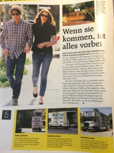 GRAZIA (Nr.39), Verena Bender, PR Profi, PR Blog, PR leben, Köln, Coaching