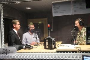Guido Westerwelle im Interview mit Tobias Bach; Verena Bender, PR leben, PR- Blog, Köln, Coaching