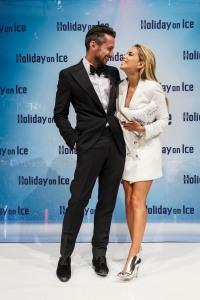Präsentation der aktuellen HOLIDAY ON ICE-Show BELIEVE (Stage Entertainment/M.M. Matzen), Verena Bender, PRleben, Blog, PR, Coaching