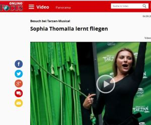 Sophia Thomalla lernt fliegen (2014), Verena Bender, PR Blog, PR leben, PR, Coaching, Training, Kommunikation, Profi