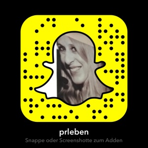 Verena Bender, PRleben, Snapchat, PR Berater, PR Experte, PR Profi, Kommunikation, Köln, PRleben, PR leben, Dozentin