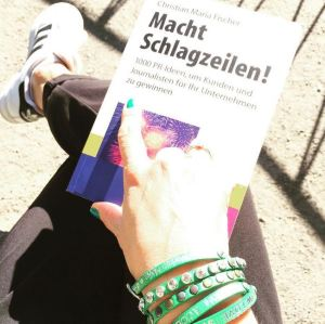 Verena Bender, Buch, PR, Blog, Turi, PR Idee, Dozentin, Medien, Presse, PR Agentur, PR Berater, Köln, Trainer