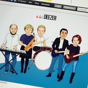 Verena Bender, PR, PR Coaching, Medien, Deezer, Bundestagswahlkampf, Musik, PR Blog, Blogger, Public Relations, PR Idee, PR Coaching, PR Beispiel