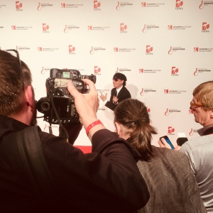 Pressewand Musikautorenpreis, Verena Bender, PR, Kommunikation, Medien, PRleben, Sponsorenwand, Backdrop, Public Relations, Presse, PR Blog, PR Coach