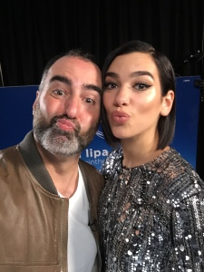 Dua Lipa, David Modjarad, RTL, PR, Blog, Podcast, Be your Brand, Medien, Coach, Personalbranding, Verena Bender