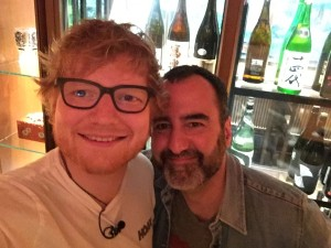 EdSheeran, David Modjarad, RTL, PR, Blog, Podcast, Be your Brand, Medien, Coach, Personalbranding, Verena Bender