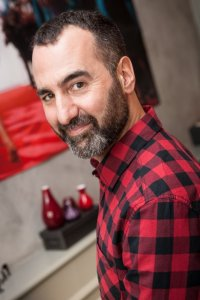 portrait, david modjarad rtl, pr blog, podcast, be your brand, medien, coach, personalbranding, verena bender