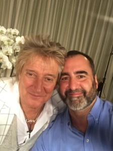 Rod Stewart, David Modjarad, RTL, PR, Blog, Podcast, Be your Brand, Medien, Coach, Personalbranding, Verena Bender