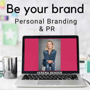 Verena Bender, Podcast, Be your Brand, Personal Branding,PR, PRleben, Blog, PR Blog, Kommunikation, Medien, PR Coach, TV Promotion, Kommunikationstraining, Social Media, TV, Public Relations, Personal Branding, Podcast, Be your brand, So komme ich ins Fernsehen